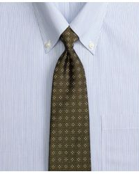 Brooks Brothers | Green Four-dot Tie for Men | Lyst