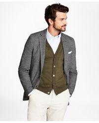 Brooks Brothers - Gray Regent Fit Mini-brokenbone Sport Coat for Men - Lyst