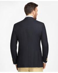 Brooks Brothers - Blue Regent Fit Two-button Classic 1818 Blazer for Men - Lyst
