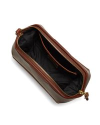 Brooks Brothers - Brown J.w. Hulme Travel Kit for Men - Lyst