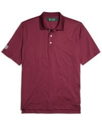 Brooks Brothers - Purple St Andrews Links Polo Shirt for Men - Lyst