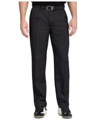 Brooks Brothers - Black St Andrews Links Pleat-front Pants for Men - Lyst