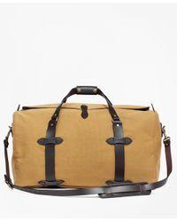 Brooks Brothers | Brown Filson® Medium Duffel Bag for Men | Lyst