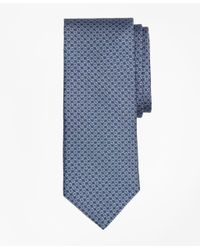Brooks Brothers - Blue Chain Link Print Tie for Men - Lyst