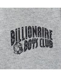 BBCICECREAM Gray Grey Small Arch Logo Sweatpant for men