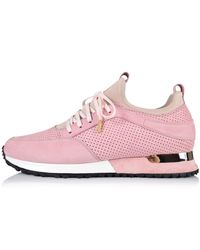 MALLET FOOTWEAR Archway 1.0 Pink Trainers for men
