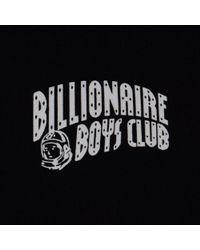 BBCICECREAM Black Classic Logo Pullover Hoodie for men