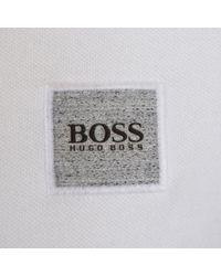 BOSS by Hugo Boss - White Pavlik 50326302 100 for Men - Lyst