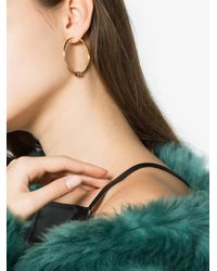 Spinelli Kilcollin - Gray Pegasus Royal Hoop Earrings - Lyst