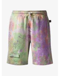 Adidas Originals Multicolor X Pharrell Williams Hu Holi Shorts for men
