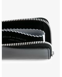 Comme des Garçons - Multicolor Leather Card Case - Lyst