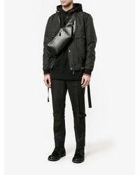 Balenciaga Black Cross-body Bag for men