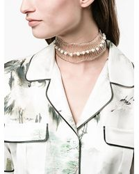 Rosantica | Metallic Big Bang Choker | Lyst