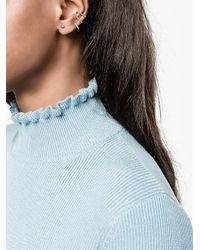 Maria Black - Metallic Ines Blanc Diamond Ear Cuff - Lyst