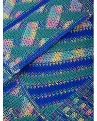 Ayamé - Blue Marble Grater Patterned Socks for Men - Lyst