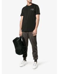Y-3 White Super Zip Sneakers for men