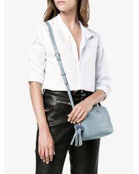 Dolce & Gabbana Blue Glam Small Cross-body Bag