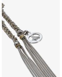 Carolina Bucci - Metallic Lucky Peace Charm Bracelet - Lyst