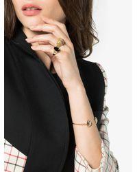 Yvonne Léon - Metallic Gold Chevalière Onyx Diamond Ring - Lyst