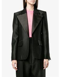 Céline Black Structured Blazer