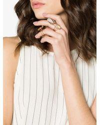 Daniela Villegas Gray 18k Rose Gold Baby Chameleon Ring