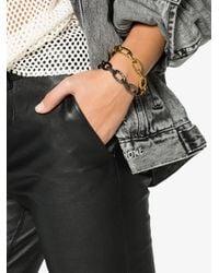 Jelena Behrend - Black Jolie Link Bracelet - Lyst