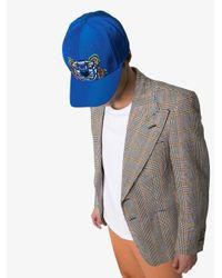 KENZO Blue Tiger Cap for men