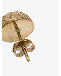 Carolina Bucci - Metallic 18k Gold Florentine Large Stud - Lyst