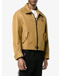 Lanvin - Multicolor Techno Gabardine Jacket for Men - Lyst