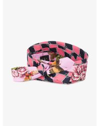 Gucci Pink Hair Accessory