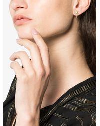 Yvonne Léon - Gray 18k Gold And Diamond Palm Earring - Lyst