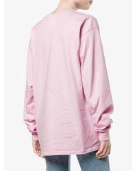 Ashish - Pink Immigrant T-shirt - Lyst