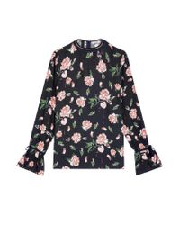 Mother Of Pearl | Multicolor Madeline Floral Top | Lyst