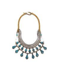 Vanessa Mooney - Blue The Sheba Necklace - Lyst