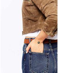 Eyland | Metallic Gold Plated Ellie Delicate Bracelet | Lyst