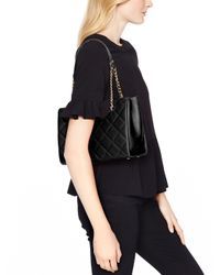 kate spade new york - Black Emerson Place Small Phoebe - Lyst