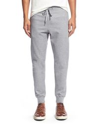 W.r.k. - Gray 'ward' Knit Pants for Men - Lyst