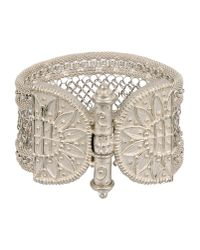 Etro | Metallic Bracelet | Lyst