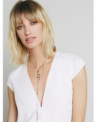 Free People - Pink Dusk Till Dawn Shift - Lyst