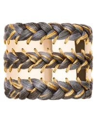 Aurelie Bidermann | Natural Copacabana Cuff | Lyst