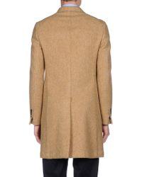 DSquared² Natural Coat for men