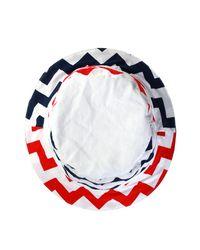 Apliiq - Red The Patriot Games Bucket Hat for Men - Lyst