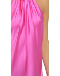 Ramy Brook - Pink Paige Top - Lyst