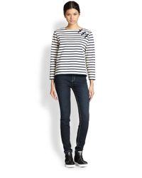 Marc By Marc Jacobs - Blue Ella Skinny Jeans - Lyst