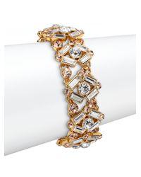 kate spade new york - Metallic Cocktails & Conversation Bracelet - Lyst