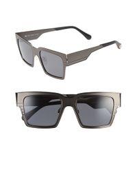 Ill.i by Will.i.am - Black 'wa502s' 54mm Sunglasses - Lyst