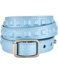 Balenciaga | Blue Triple-wrap Bracelet for Men | Lyst