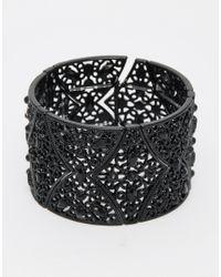Oasis | Black Bracelet | Lyst