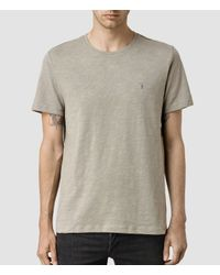 AllSaints - Natural Soul Crew T-shirt for Men - Lyst