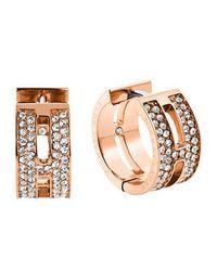 Michael Kors Pink Mkj4448791 Ladies Earrings